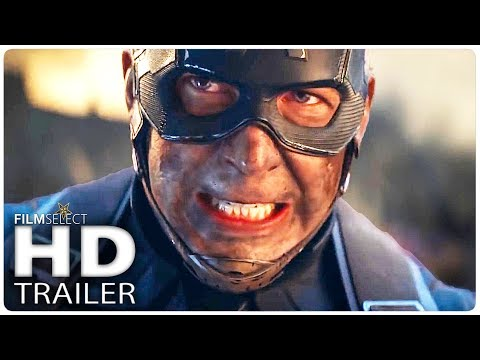 Clint August - AVENGERS 4 ENDGAME: Trailer 2 (2019)