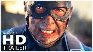 AVENGERS 4 ENDGAME: Trailer 2 (2019)