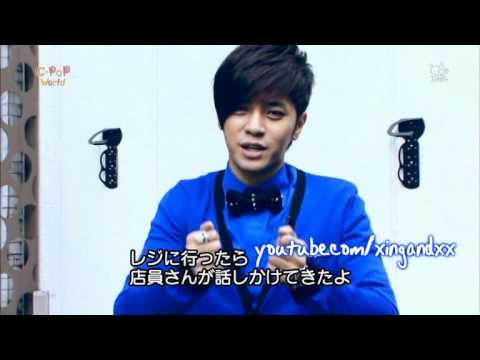 羅志祥 Show Luo interview *speaking fluent Japanese*
