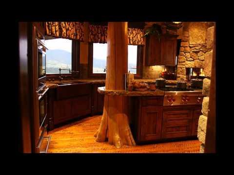 Rustic home design decorating ideas