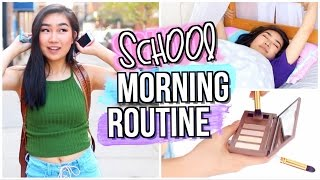 School Morning Routine 2017 | JENerationDIY