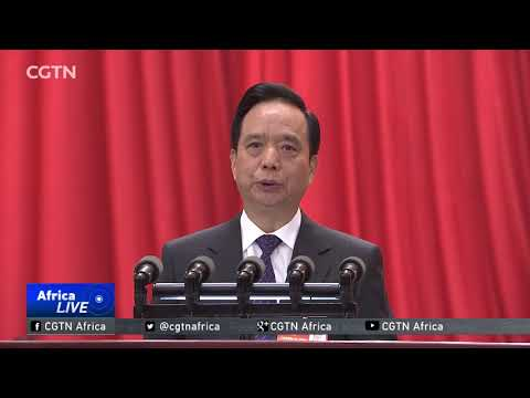 China: Draft supervision law submitted to legislature