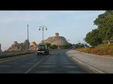 Road trip to Oman muscat muttrah