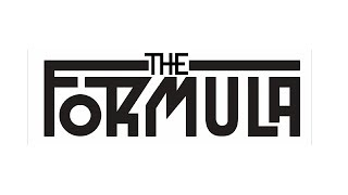THE FORMULA ( SET 2) 10/27/2017