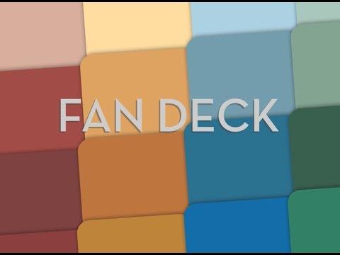 Demo - Digital Fan Deck