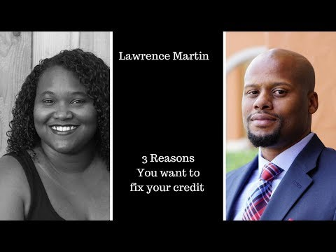 Top 3 reasons you need to improve your credit score. Mr. Mar