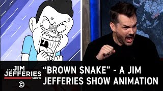 Jim vs. the Most Poisonous Snake in the World - The Jim Jefferies Show