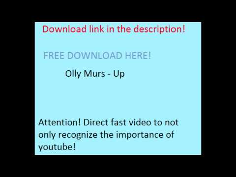 Free download:  Olly Murs - Up. Download Link in the description!