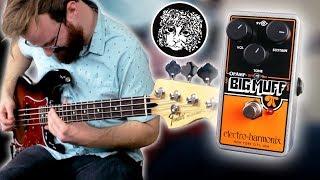Electro-Harmonix Op-Amp Big Muff Pi [Bass Demo]