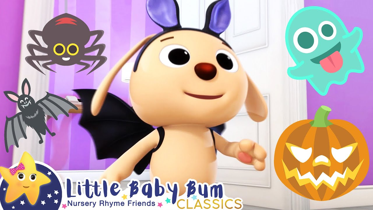 The Halloween Song | HALLOWEEN 2019 SPECIALS | Little Baby Bum Animal Club | Fun Songs for Kids