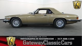 1989 Jaguar XJS - Gateway Classic Cars Indianapolis - #585NDY thumbnail