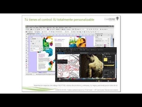 CorelDRAW Graphics Suite 2017 - Lanzamiento en Español