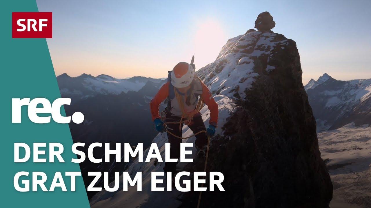 Download Aufstieg zum Eiger – Einen Fehltritt vom Absturz entfernt | rec. | Reportage | SRF Dok