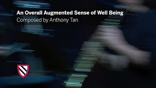 Anthony Tan | An Overall Augmented Sense of Well Being || Radcliffe Institute thumbnail
