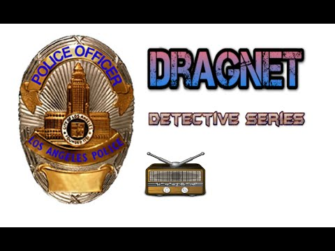 2.Dragnet Detective Series ★ The Werewolf★ Old Time Radio