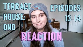 Terrace House: Opening New Doors Ep. 13-14 Reaction