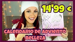 CALENDARIO DE ADVIENTO BELLEZA NAVIDAD 2018 - MAD BEAUTY