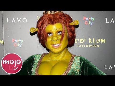 Bri - Heidi Klum's Best Halloween Costumes