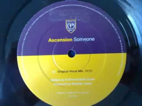 ascension someone   original vocal mix