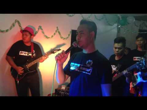 Gerasi band with Tony m