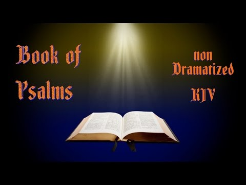 Psalms KJV Audio Bible with Text