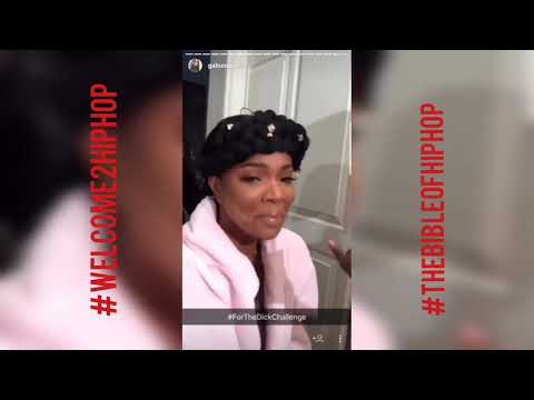 Gabrielle Union & TLC Tboz Slay The FOR THE D*CK CHALLENGE 🍆 #FORTHEDCHALLENGE CELEB COMPILATION