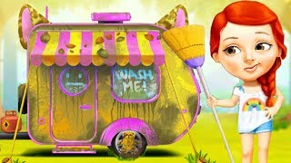 Sweet Baby Girl Summer Camp - Kids Camping Club - Play Fun Baby Girl Care & Makeover Games For Girls