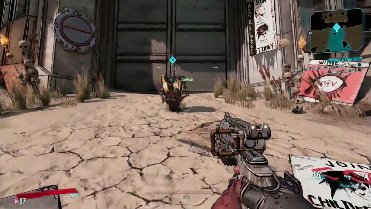 Borderlands 3 - New 9 Minutes Of Gameplay Demo Walkthrough