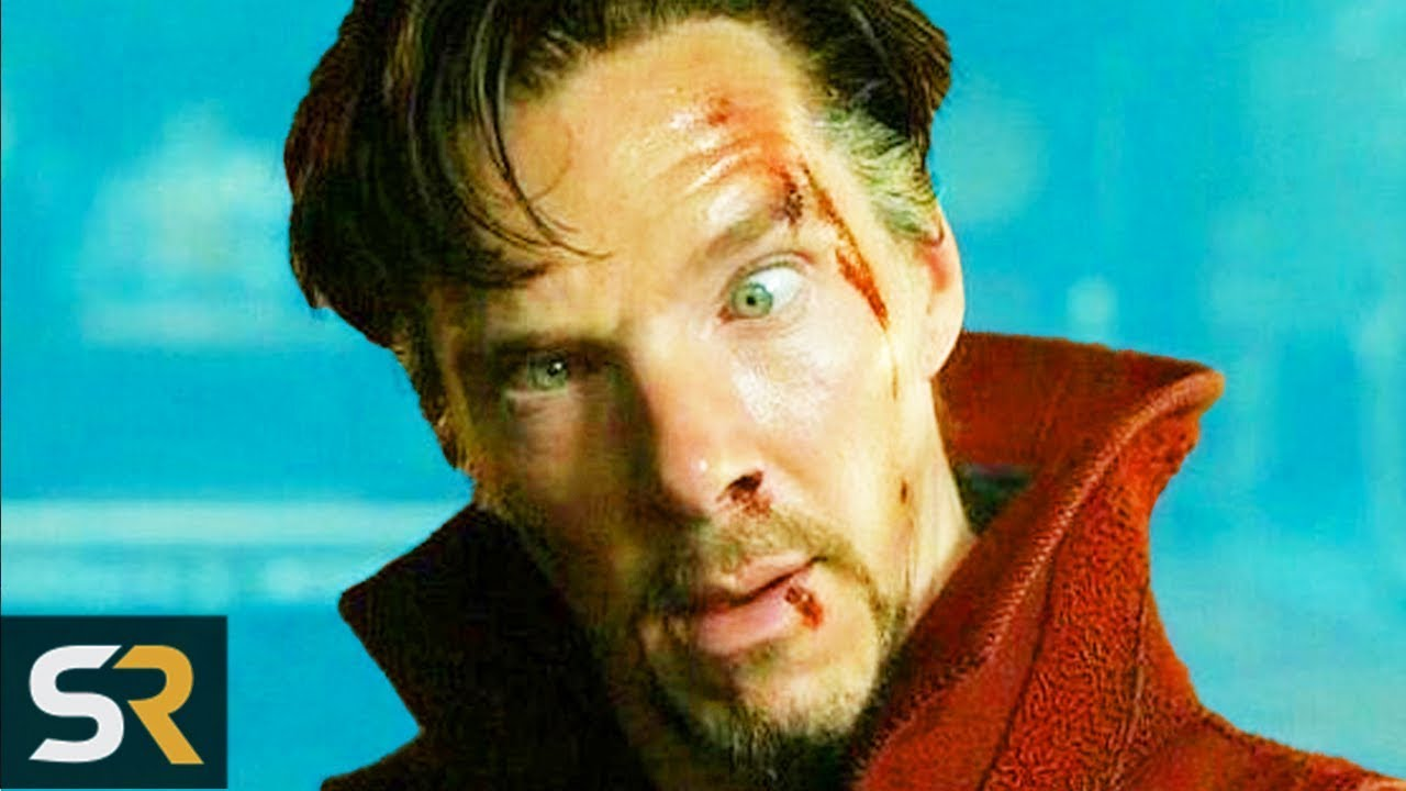 Avengers Endgame Theory Doctor Strange Is In Complete Control