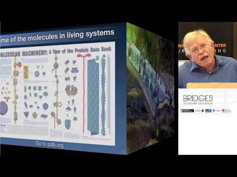 Understanding the Chemistry of Life - Prof. Roy Tasker
