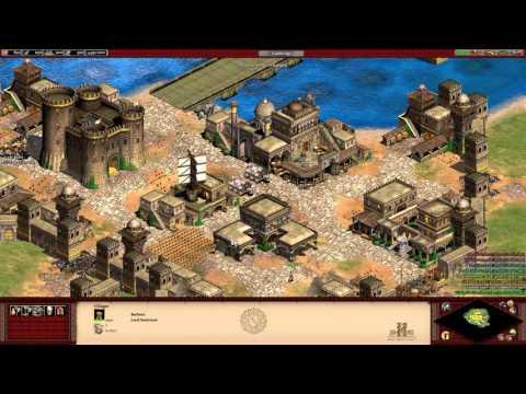 Age of Empires 2 HD: The African Kingdoms - 02 - Tariq ibn Ziyad: Consolidation and Subjugation
