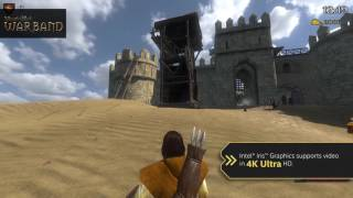 The Intel® Ultimate Gaming Contest–Mount & Blade: Warband