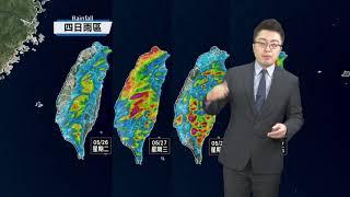 預報2020-05-26農業氣象,掌握氣象、掌握農事!