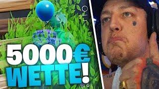 Länger überleben Challange | 5000€ Wette in Fortnite | SpontanaBlack
