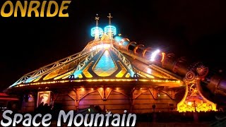 Disneyland Paris : Space Mountain Mission 2 (HD POV)