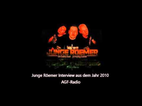 Junge Röemer | Interview | AGF-Radio | 2010