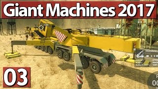Der MEGA KRAN ► Giant Machines 2017 #3