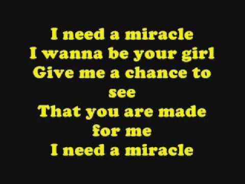 Cascada Miracle Lyrics