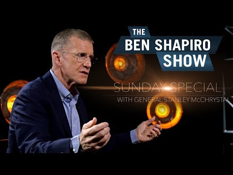 Sunday Special Ep 32: General Stanley McChrystal