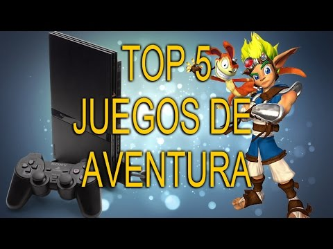 Top 5 Ps2 Juegos De Aventura Youtube