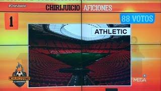 La afición del Athletic, la mejor de Primera División tras el Chirijuicio