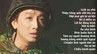 Album Lính Xa Nhà TRƯỜNG VŨ - Nhạc Lính Hải Ngoại Trường Vũ Hay Nhất