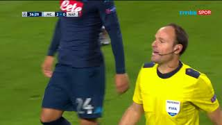 Manchester City 2-1 Napoli   UEFA Şampiyonlar Ligi Maç Özeti