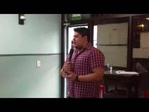 FIHNEC HONDURAS: Testimonio de Iván (Sólo audio, con fotos)