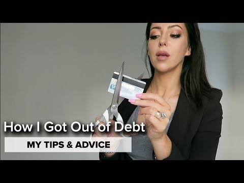 Get Out of Debt | ADVICE & TIPS