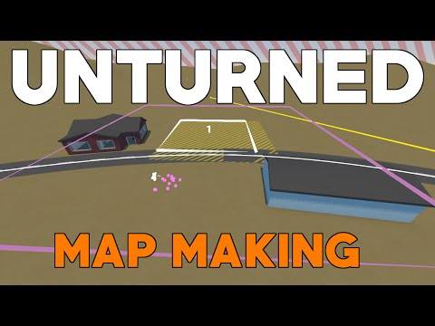 How to Make a Map in Unturned (Guide) (Outdated)
