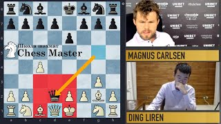 Карлсен ОТДАЛ ФЕРЗЯ НА 3 ХОДУ! Поступок года на ChessAble Masters