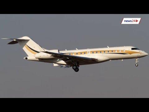 WATCH: The 'Zupta' timeline: Gupta jet travels to India