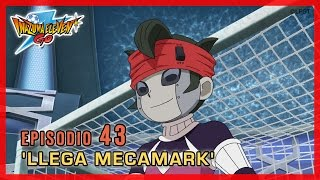 vuclip Inazuma Eleven Go Chrono Stones - Episodio 43 español «¡Llega Mega-Mark!»