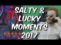 Salty, Funny and Lucky Moments 2017 - Mega Compilation - Marvel Contest Of Champions